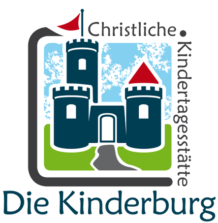 Kinderburg Logo transparent Wolken entfernt